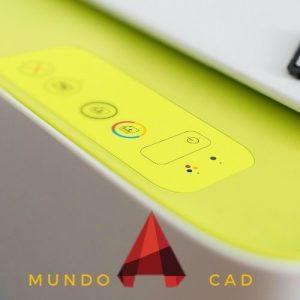 imprimir AutoCAD
