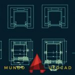 Bloques Plataforma Elevadora para AutoCAD GRATIS