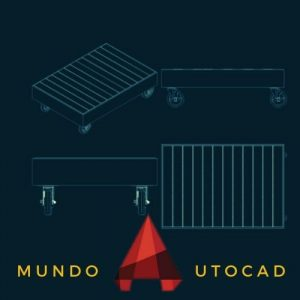 Bloques de PALETS AutoCAD GRATUITOS