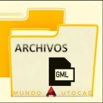 abrir archivo gml en autocad
